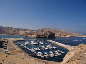 Oman Diary 1 - Muscat