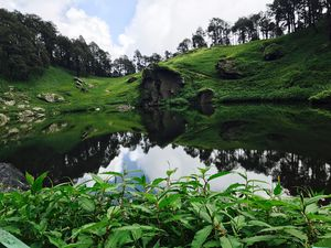 Some Dark Green Shades Of Nature: Jibhi & Sirolsar Lake