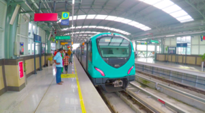 Fly over the Queen of Arabian Sea - Kochi Metro Rail Experience - Kerala