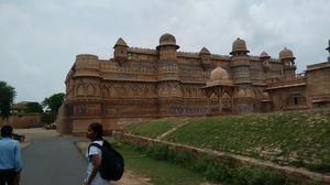 Gwalior – Where Rani Lakshmi Bai was betrayed by the Scindias
