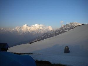 Pangarchulla - A humble attempt to summit ( Joshimath, Uttarakhand)