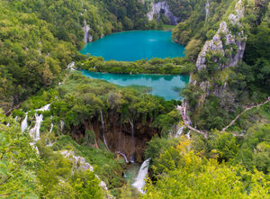 10 pictures of Plitvice Lakes in Croatia you don't want to miss !