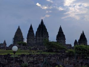 Prambanan Ramayana in Indonesia: Nostalgia in vivid colors - 50 by 50