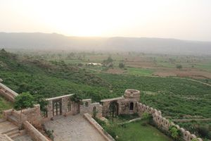 Dhadikar Fort: A Tryst with History