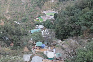 Kempti Water Falls Mussorie is Destroyed