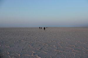 Where nothingness fills.. Ekal ka Rann, and LRK