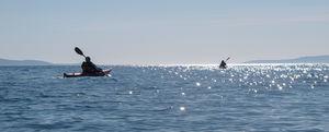 Kayaking in Croatia - Blue Horizon Ciovo Expeditio