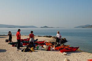 Kayaking in Croatia - 2 days kayaking the Blue Lag