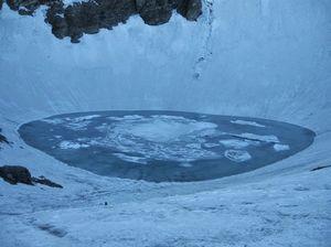 Roopkund lake - mystery of skeleton lake