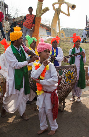 Surajkund Fair: Amalgamation of Fun, Art and Culture