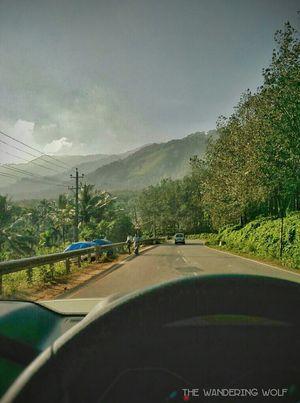 Roadtrip to Mercara (Madikeri)