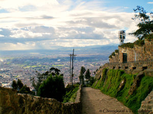 Streets and Scenes of Bogota