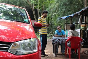 Road trip to Sholayar