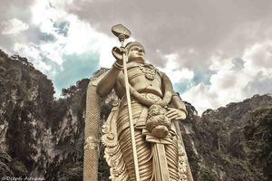 Stairway to Heaven - Batu Caves, Malayasia