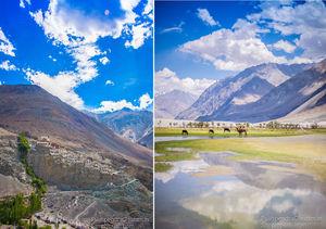 Nubra Valley Ladakh road trip