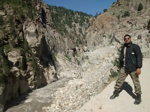 The middle land (Lahaul and Spiti), Royal Enfield diaries