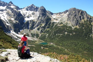 The most beautiful hike in the High Tatras