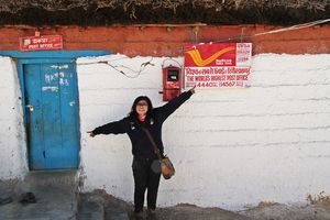 Sorry but the World's Highest Post Office is NOT Hikkim