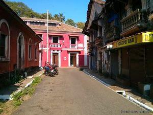 Panaji (Panjim) - A Walk Through Colour And History