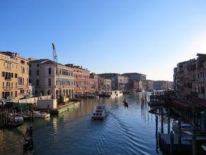 Last Stop, Venice!