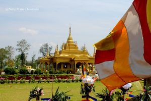 The Golden Pagoda 1/4 by Tripoto