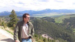 The Road To Montana, USA