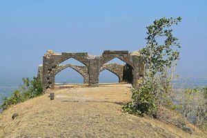 Galwada Fort (Wadi Fort)