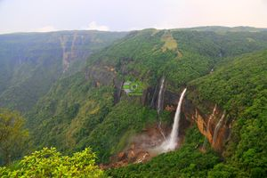 Cherrapunji :Living my dream