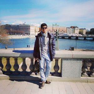 Exploring Stockholm, Sweden