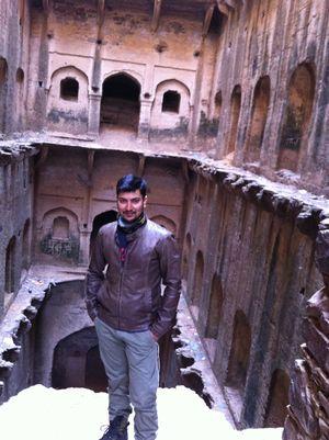 The motorcycle diaries 2 – Rajinder Singh ki Bauli, Neemrana