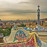 Park Guell 4/22 by Tripoto
