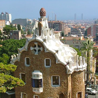 Park Guell 5/22 by Tripoto