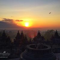 Borobudur Temple 3/11 by Tripoto