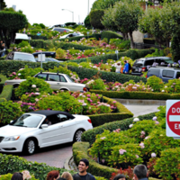Lombard Street 4/18 by Tripoto