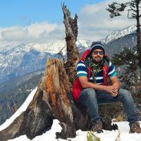 Alok Nanda Travel Blogger
