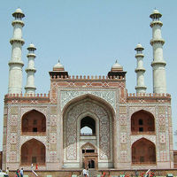 Tomb of Akbar the Great 3/3 by Tripoto