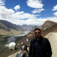 Prasoon Awasthi Travel Blogger