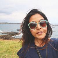 Aditi Jana Travel Blogger