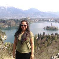 Vaishnavi J Desai Travel Blogger