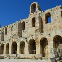 Odeon of Herodes Atticus 4/6 by Tripoto