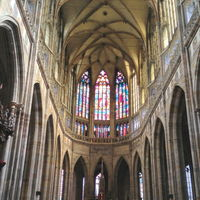 St. Vitus Cathedral 3/3 by Tripoto