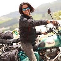 Shubra Acharya Travel Blogger