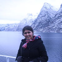 Deepti Badve Travel Blogger