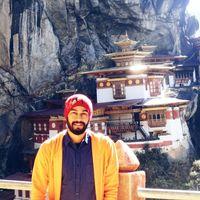 Ankush Daga Travel Blogger