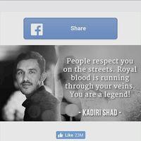 KADIRI SHAD Travel Blogger