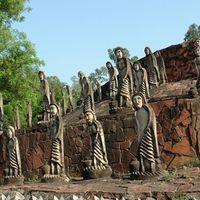 Nek Chand Rock Garden 5/22 by Tripoto